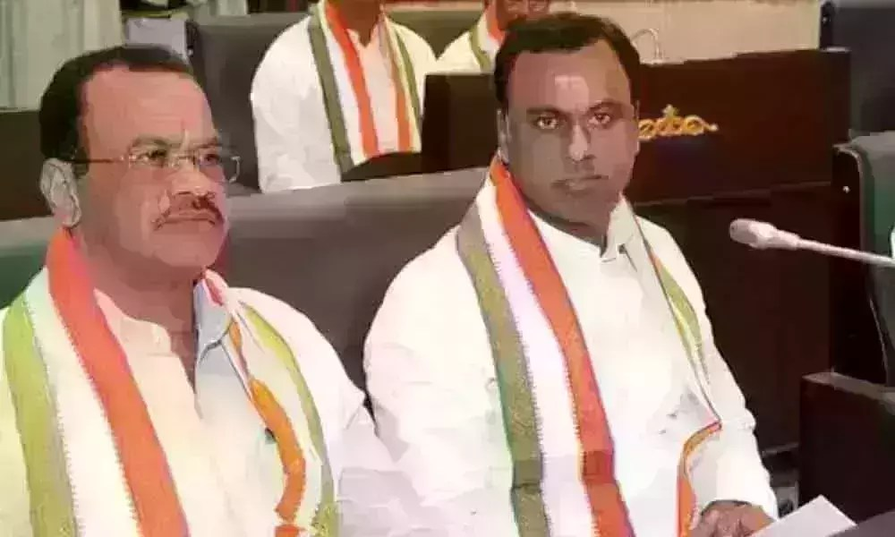 News Roundup - Komatireddy Bids Farewell To Congress