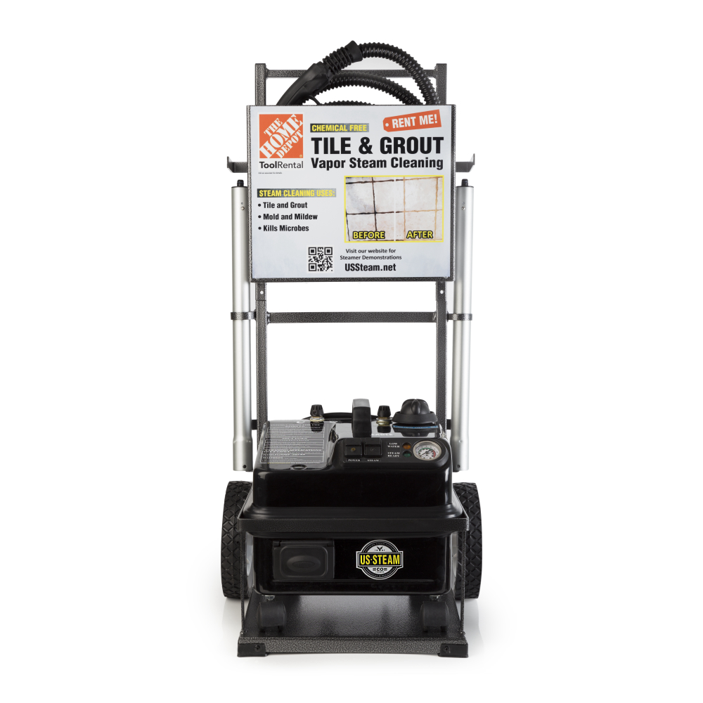 eurosteam tile and grout steam cleaner