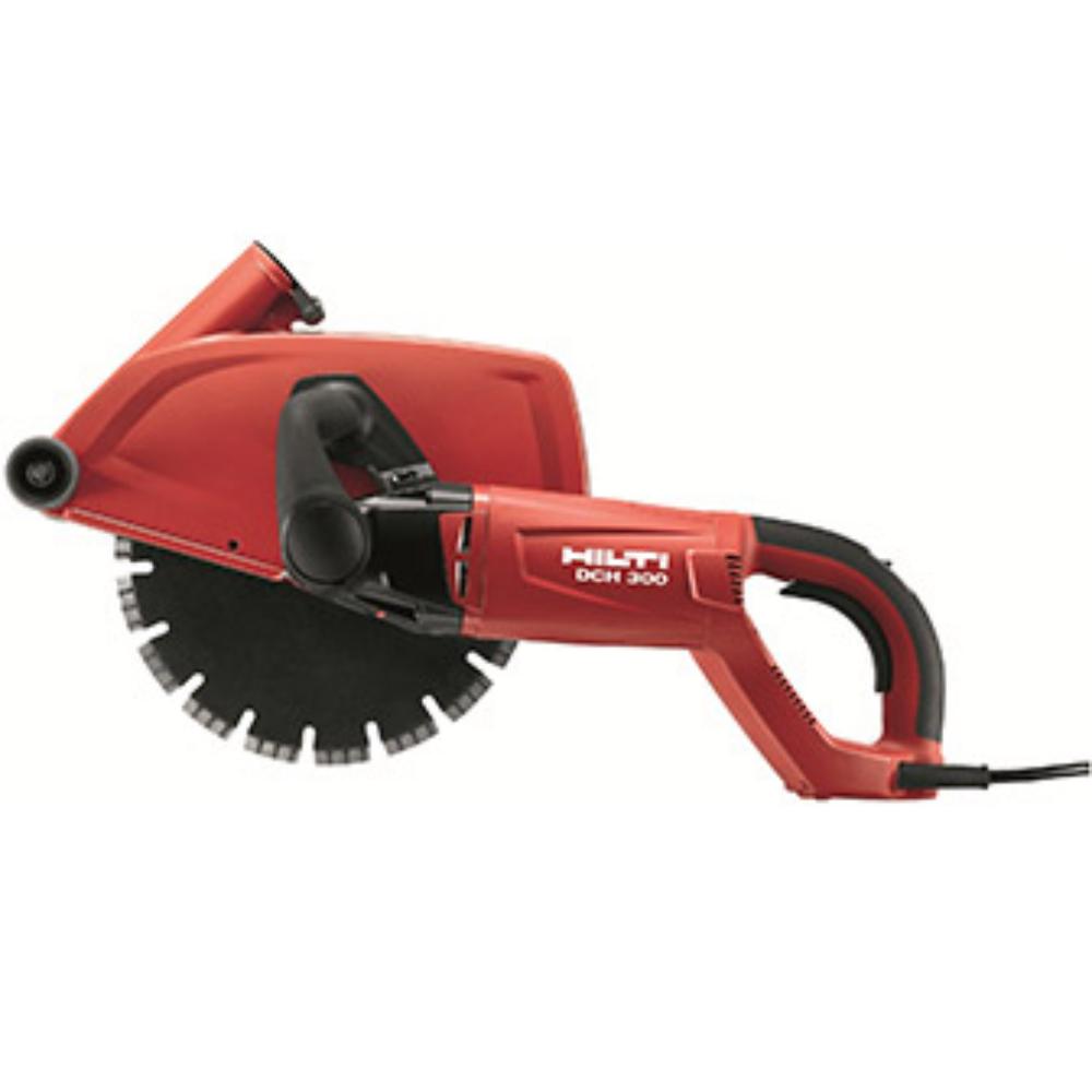 hilti inc pro electric concrete saw