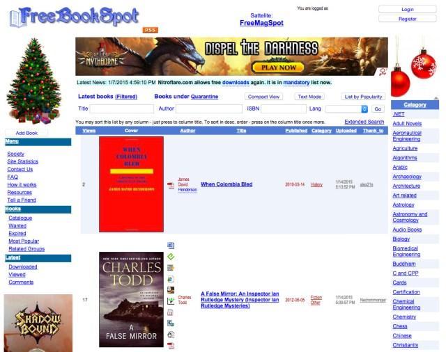 FreebookSpot