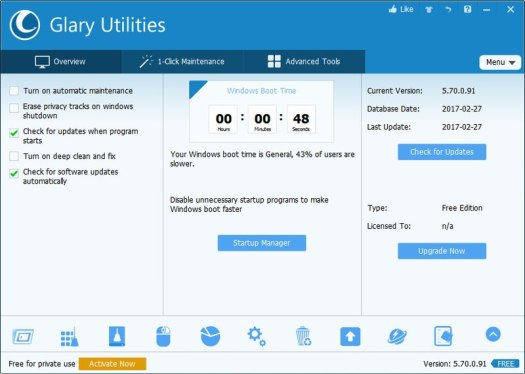 all in one utilities