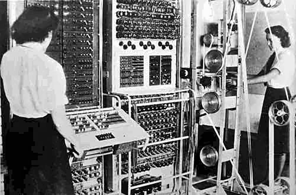 гигантский компьютер