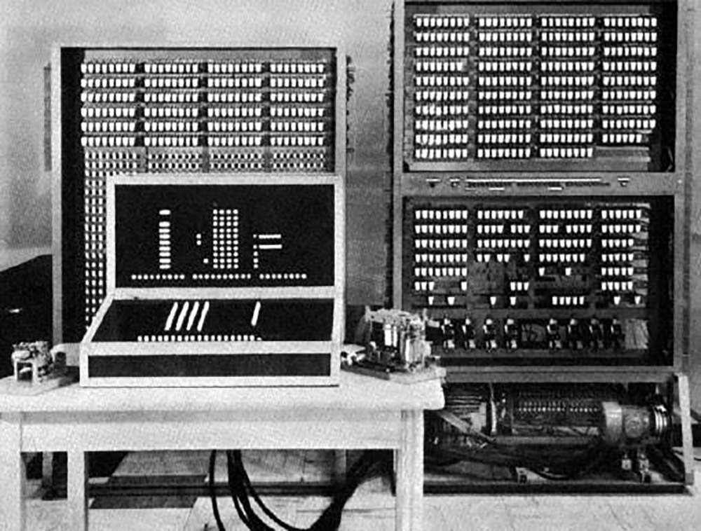 Z3 компьютер Цузе
