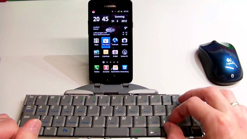 connect bluetooth keyboard