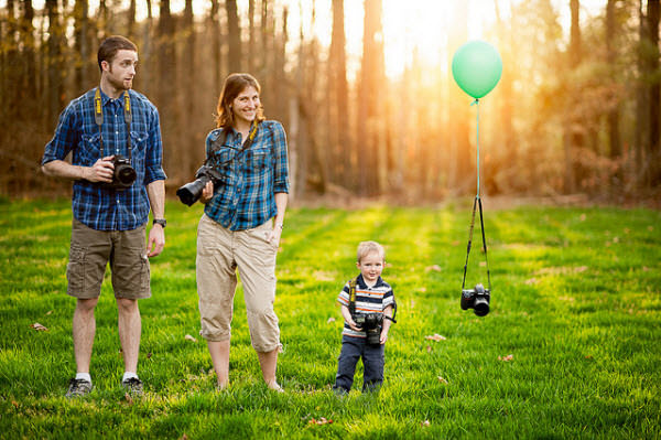 наш семейный портрет