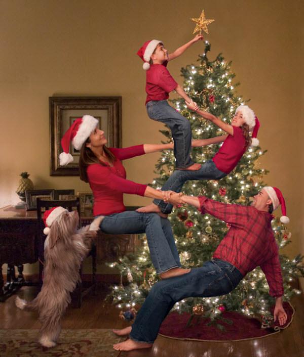 Рождество семьи Бэйл