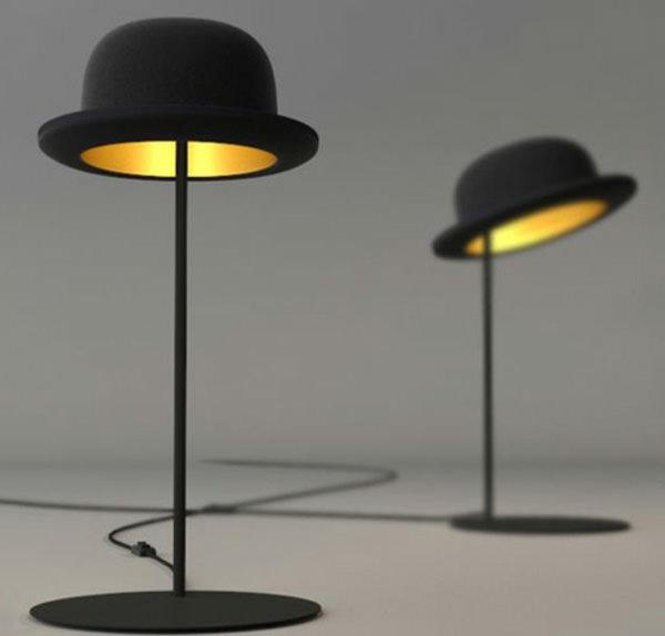 Настольная лампа Hat