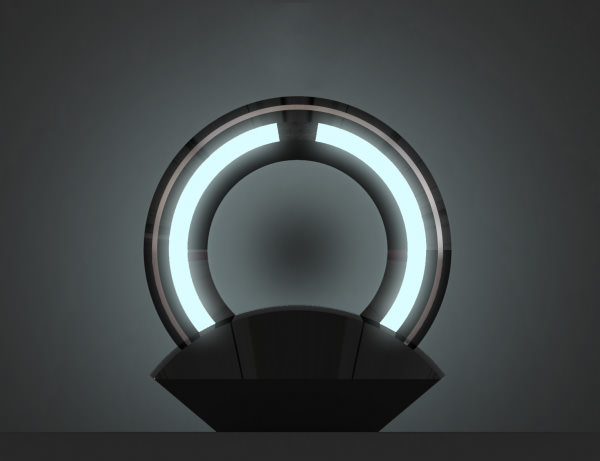 Кольцевая лампа