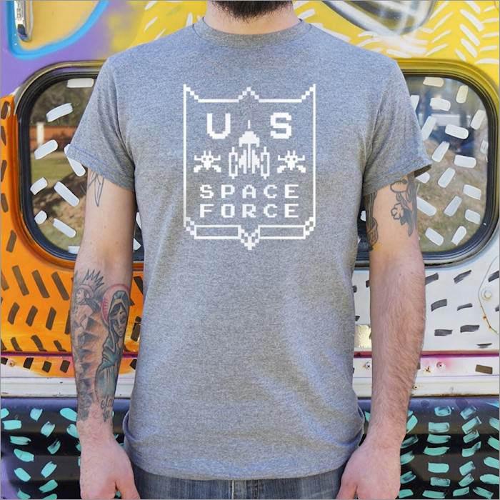 spaceforce-us-geek-t-shirt