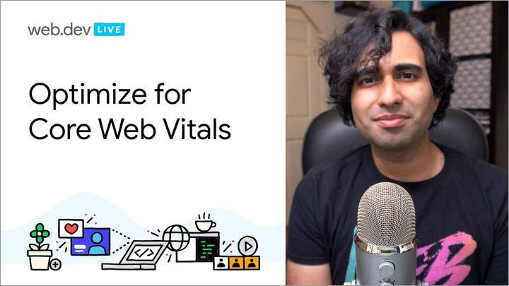Core Web Vitals presentation