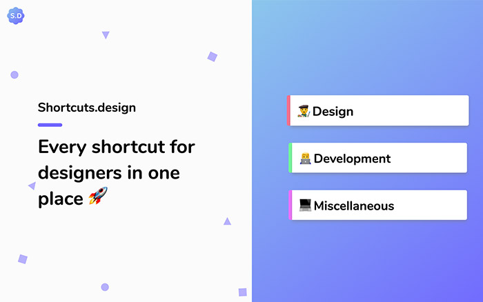 Shortcut Design