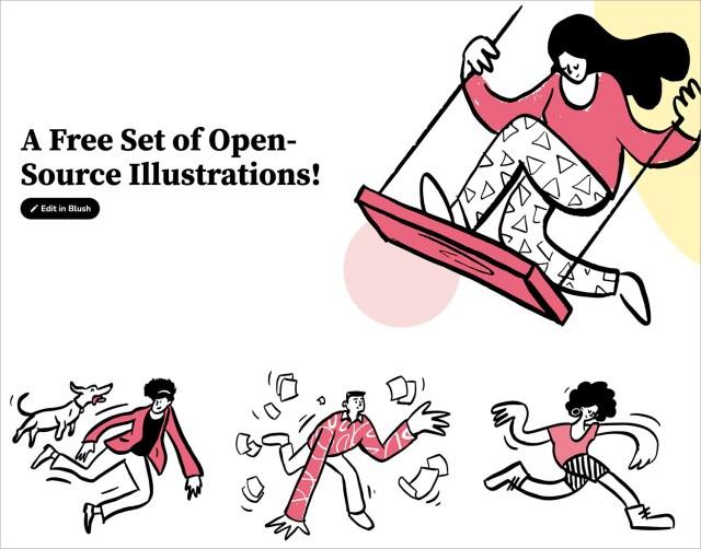 Open doodles