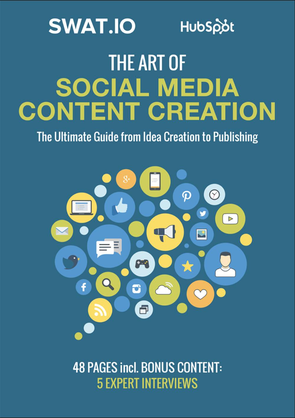 Искусство создания контента социальных сетей
