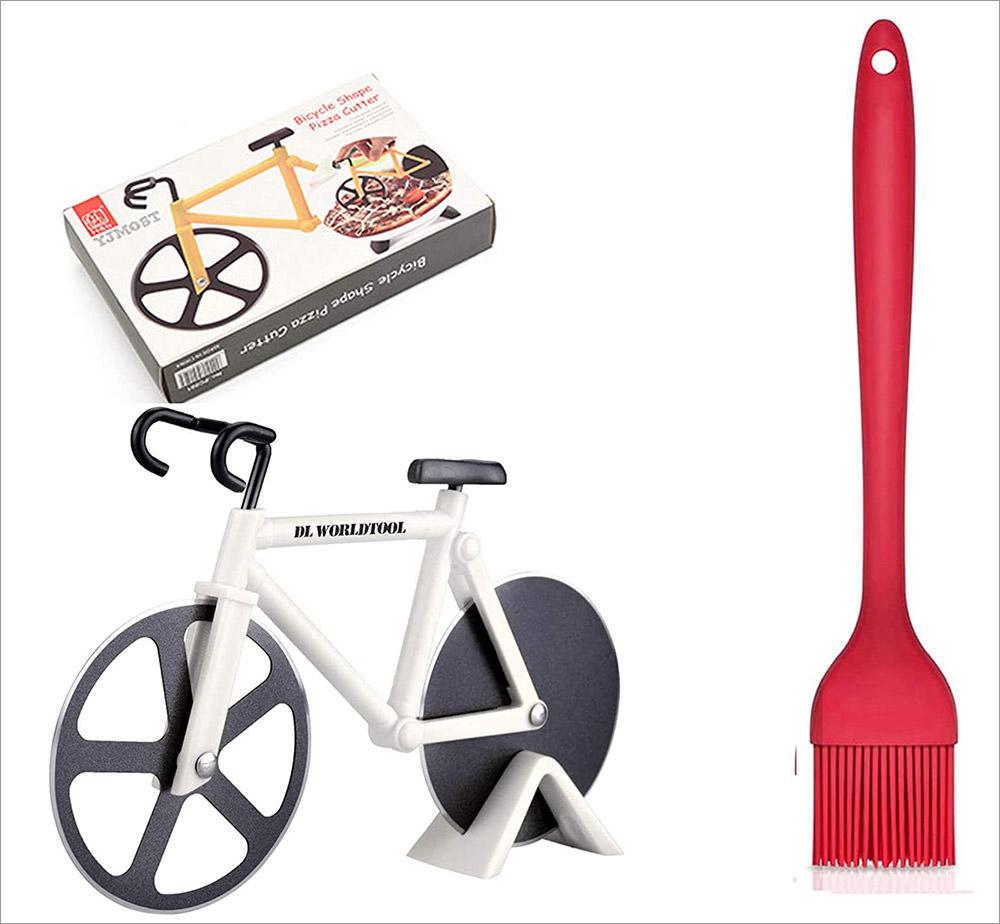 Велосипедный нож для пиццы