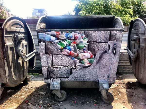 мусорный ящик