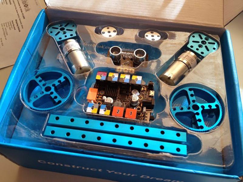 Стартовый роботизированный комплект