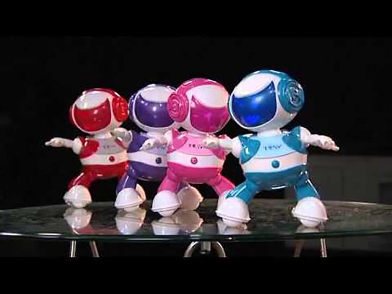 Танцующий робот Този Дискоробо