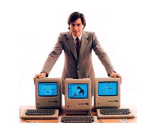 steve jobs early apple days