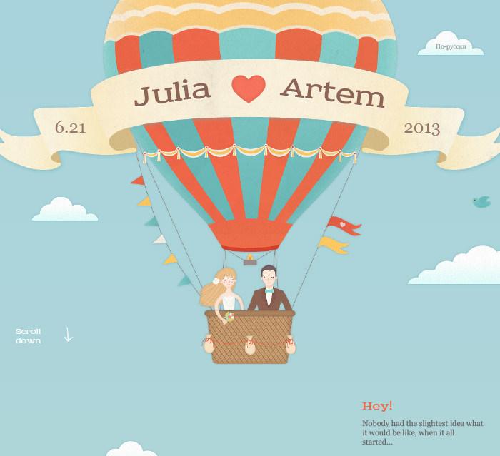 Artem And Julia