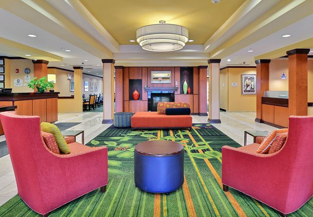 Fairfield Inn Amp Suites Huntingdon Route 22Raystown Lake