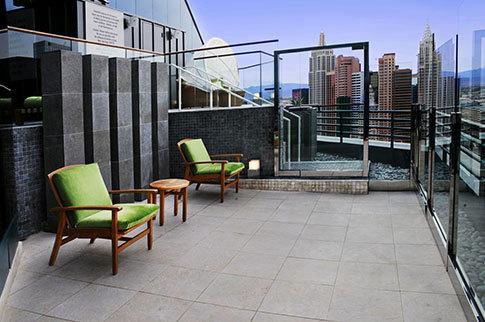 Skylofts 2 bedroom loft suite