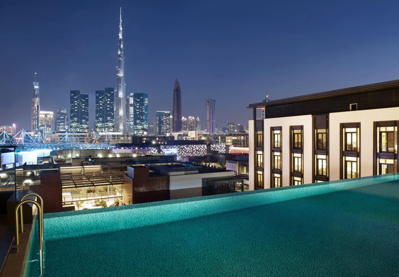 La Ville Hotel Amp Suites City Walk Dubai Autograph