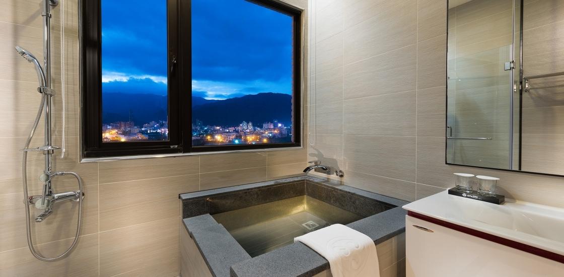 【山多利大飯店】俯瞰蘭陽平原的泡湯享受   HotelMyList