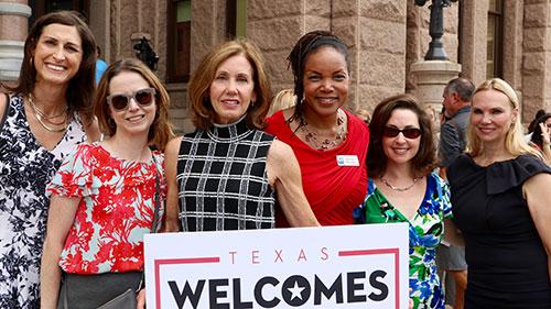 Liz Baskin; HRC Texas; Yall Means All