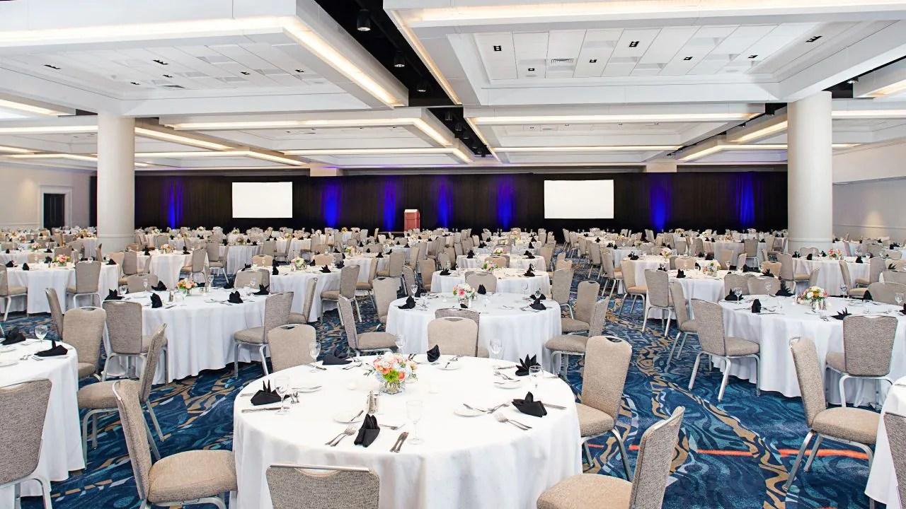 Versatile San Diego Meeting Rooms