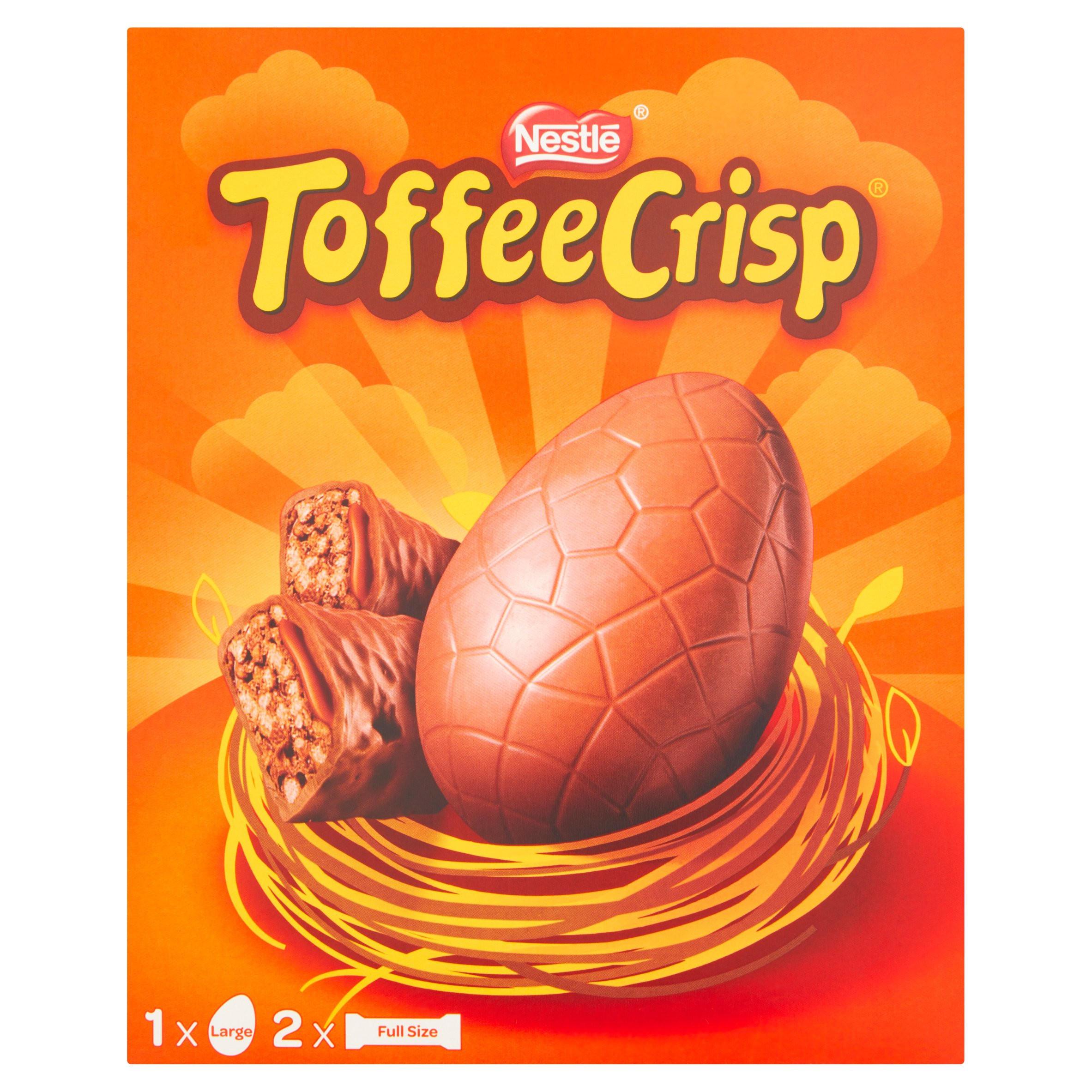 Image result for Toffee Crisp Large Egg