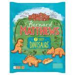 Bernard Matthews 9 Turkey Dinosaurs 450g Breaded Battered Chicken Iceland Foods