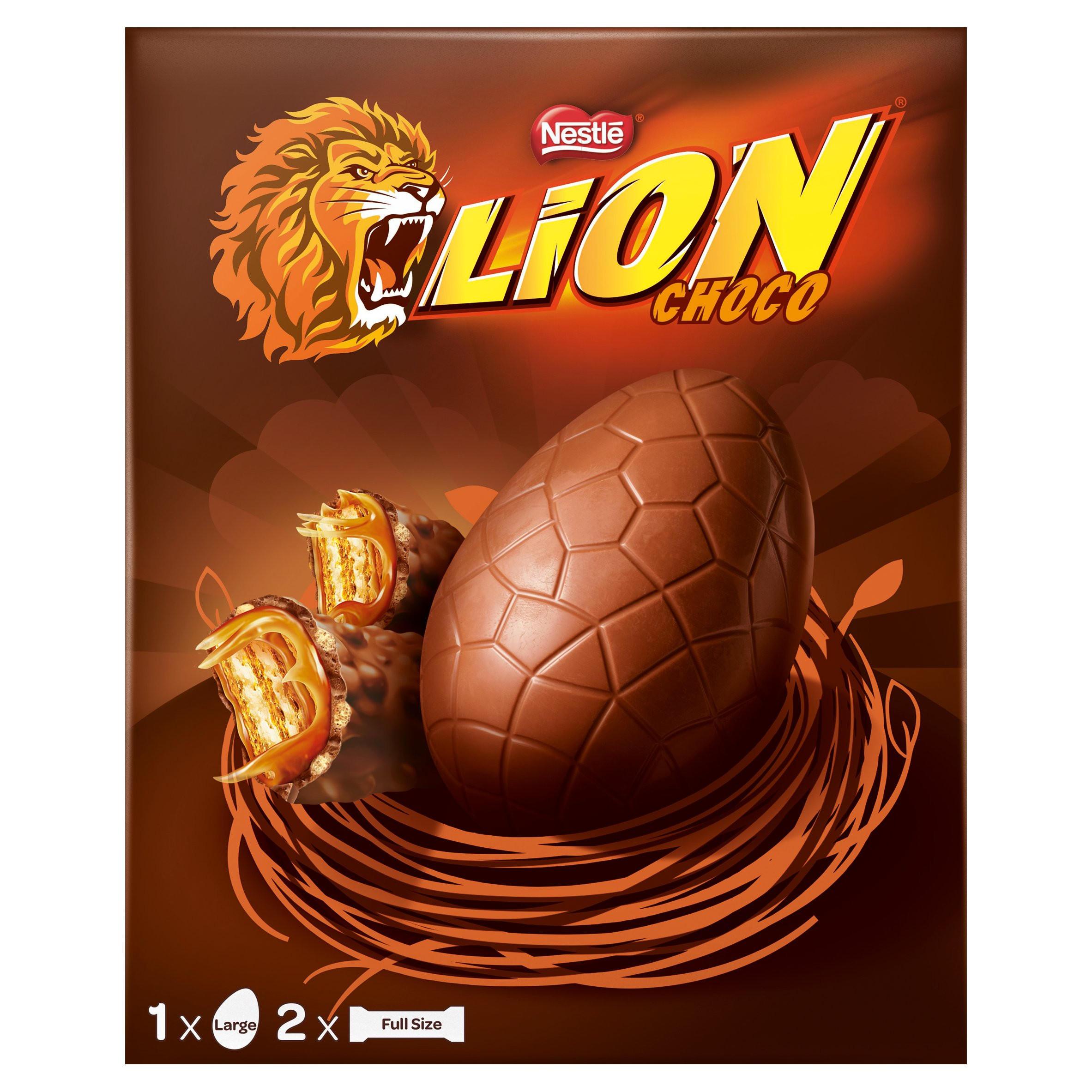 Image result for Lion Large Easter Egg