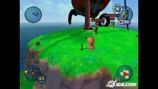 Worms 3D - GameCube - IGN