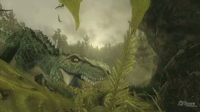 Jurassic The Hunted Debut Trailer IGN Video
