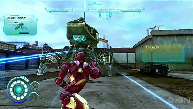 Iron Man 2 Videos Movies Amp Trailers Wii IGN