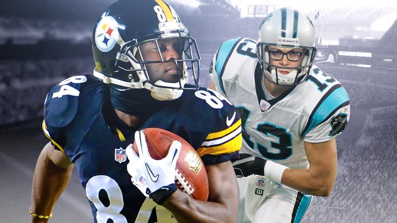 Steelers Vs Panthers Greg And Bobby Play Madden NFL 15