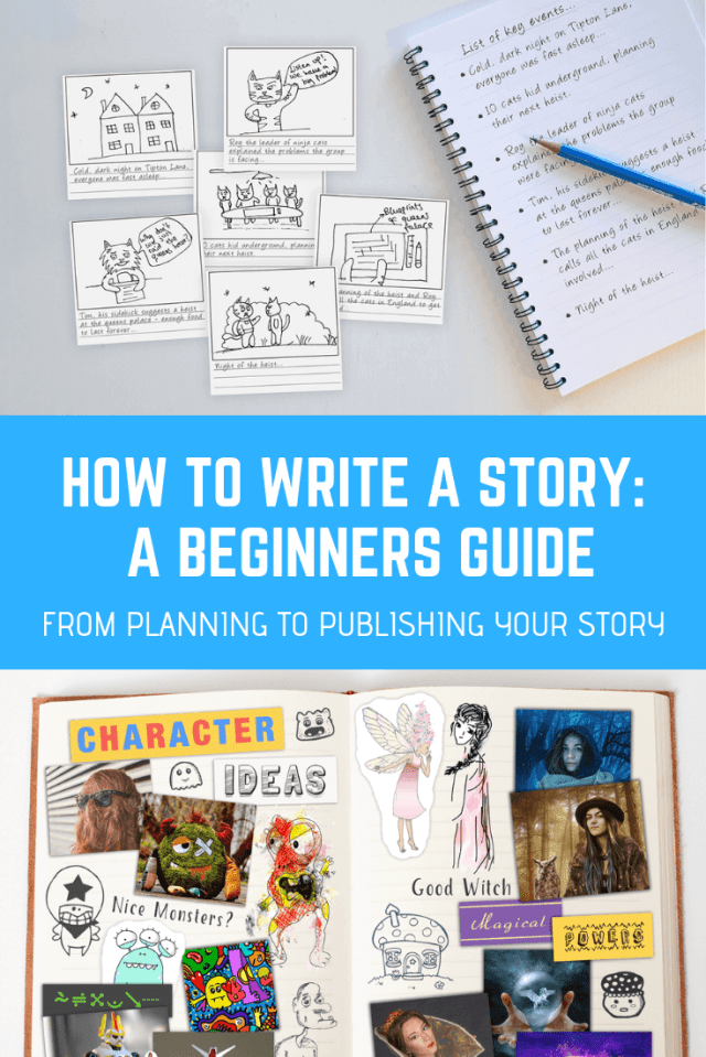 How to Write a Story for Kids: Step-by-Step Guide  Imagine Forest