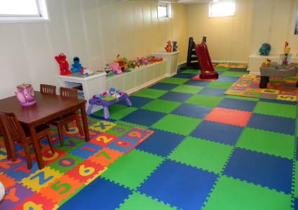 soft foam floor tiles and interlocking