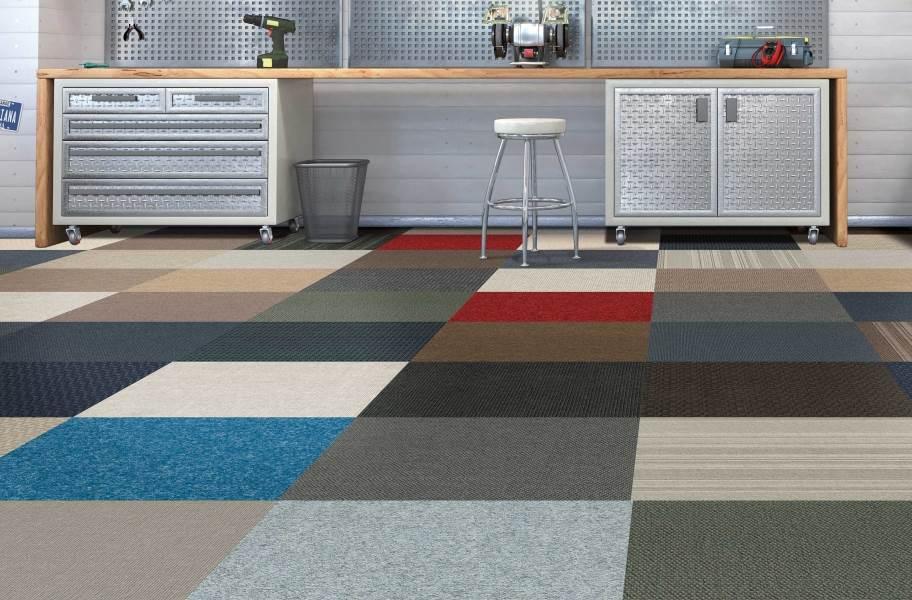 infinite carpet tiles assorted