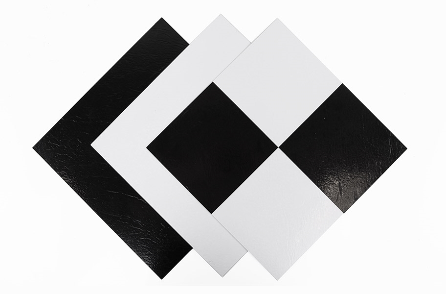 solid peel stick tile