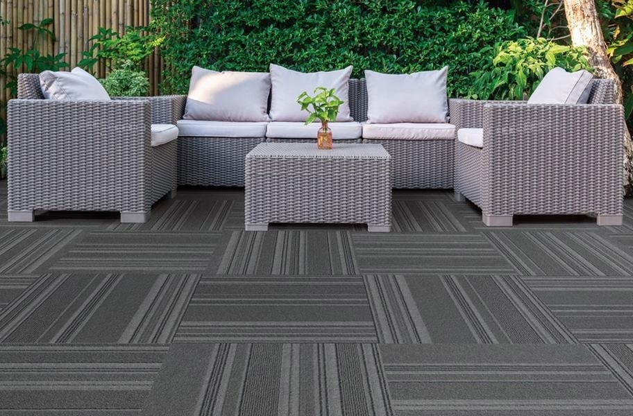 On Trend Carpet Tile Designer Carpet Tile Squares | Carpet Squares For Steps | Kajaria Staircase | Stair Runner | Dean Wrap Around Treads | Communal Stairway | Flower Design
