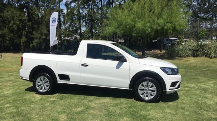 Volkswagen Saveiro, una de las más vendidas entre las chicas.