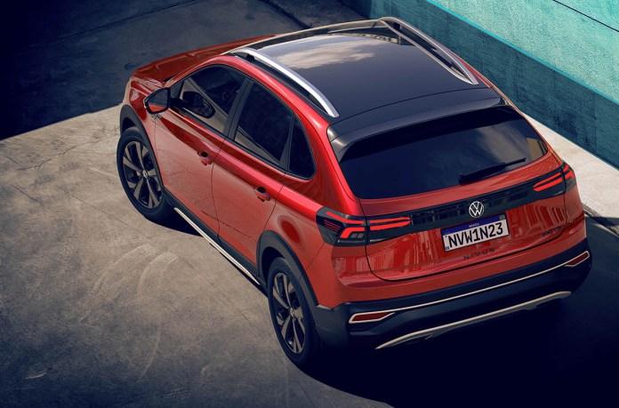 Volkswagen Nivus, una de las más vendidas, con grandes sobreprecios.