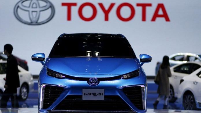 Toyota Mirai, un auto único en el mundo.