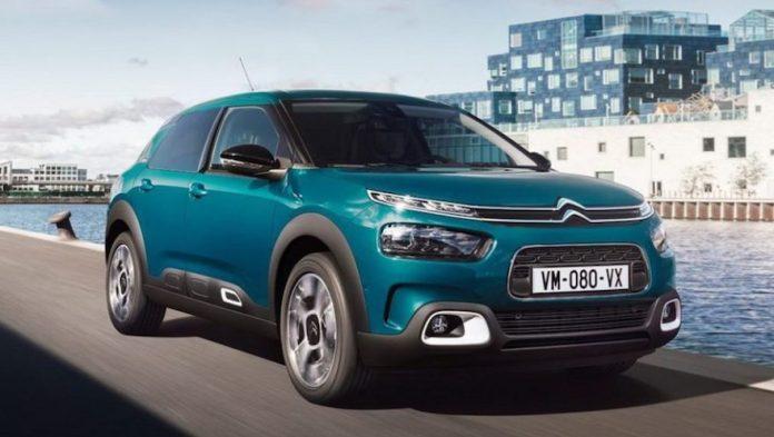 Citroën C4 Cactus se puede adquirir financiado en mayo.
