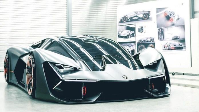Lamborghini, una de las marcas de autos deportivos más emblemáticas.