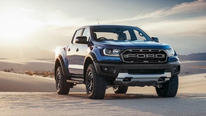 Camionetas Ford Ranger Raptor, la más deseada de las medianas.