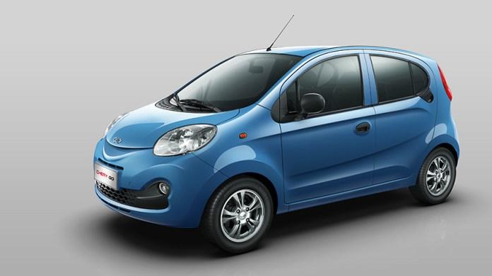 Chery QQ, entre los 10 autos más baratos.