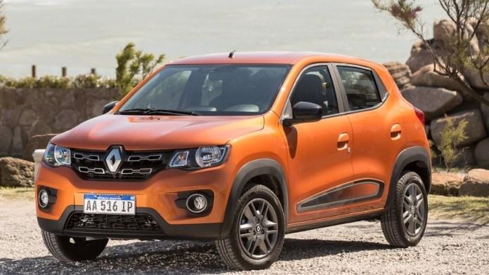 Renault Kwid, en el podio de los más económicos.