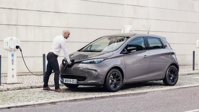 Renault Zoe, el eléctrico llegará al mercado en 2021.